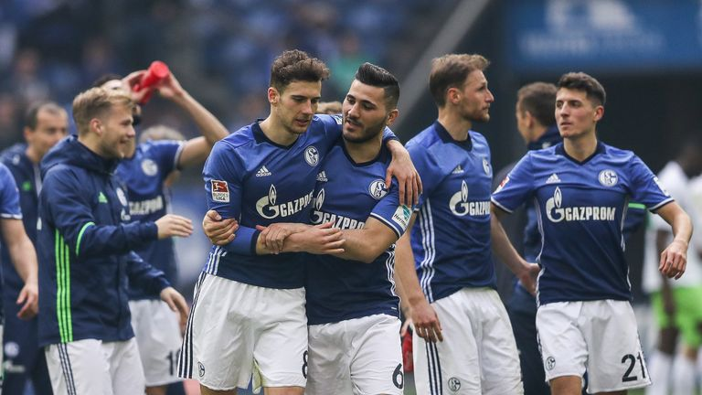 Could Goretzka join Sead Kolasinac at Arsenal?