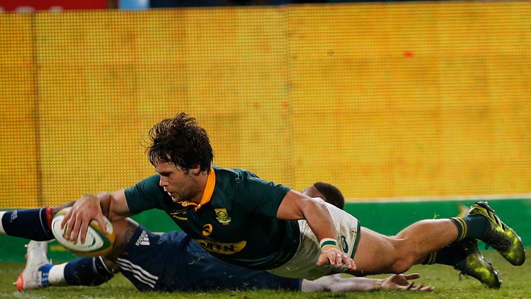 France lost the first Test 37-14 last Saturday in Pretoria