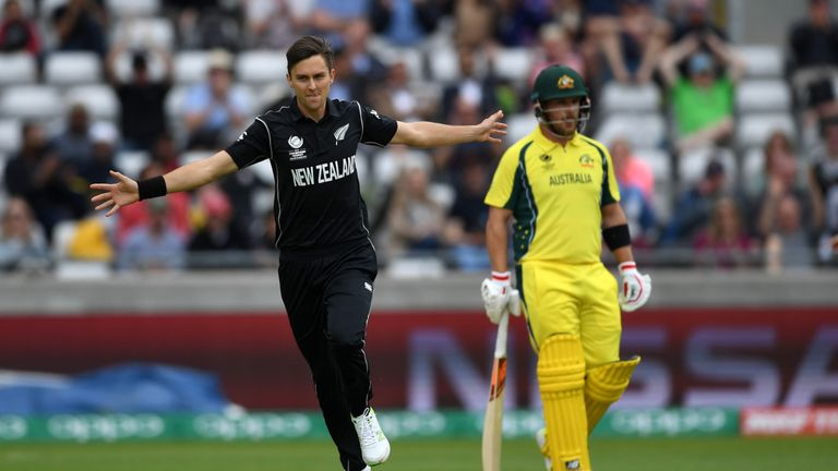 Battle of pacers expected as Australia face New Zealand