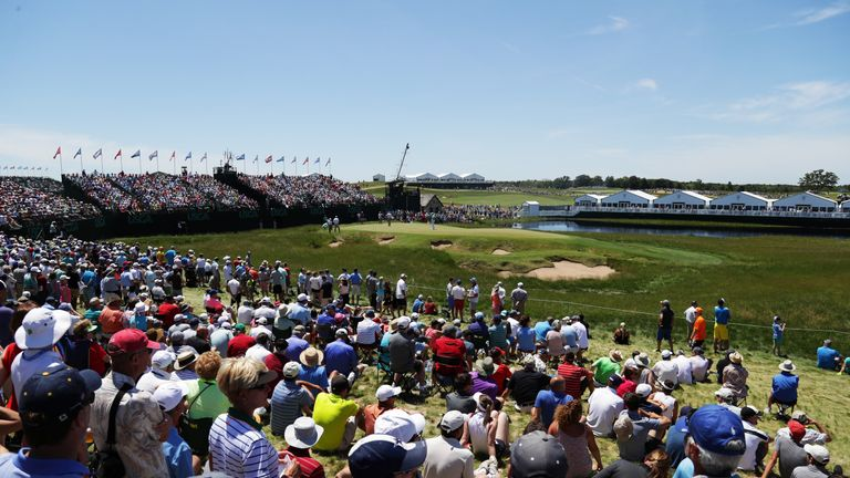 Golfers seem to give good reviews to US Open at Erin Hills
