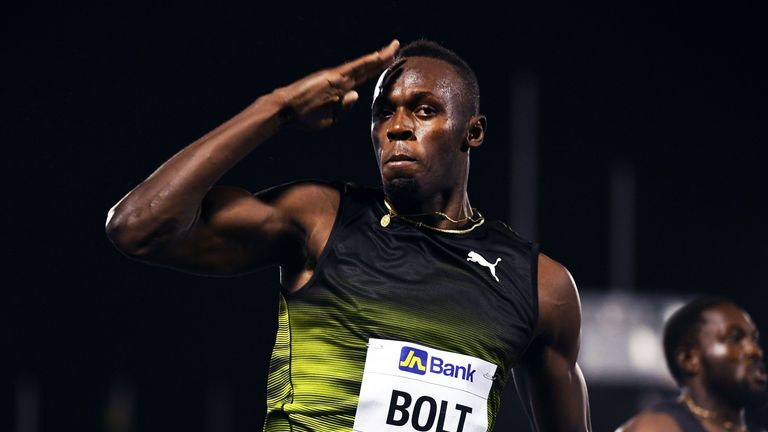 Honors Party Planned as Jamaica Bids Goodbye to Bolt