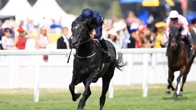 Caravaggio is a brilliant winner of the Commonwealth Cup under Ryan Moore