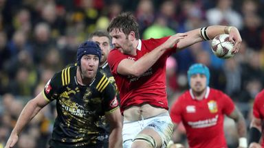 Have Iain Henderson's Test chances been damaged?