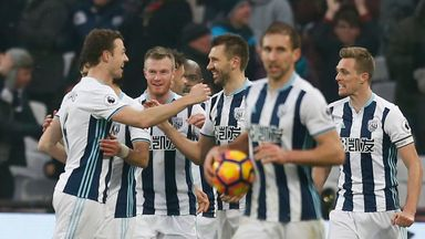 Jonny Evans (L) and Gareth McAuley (R) have formed a solid defensive pairing for club and country