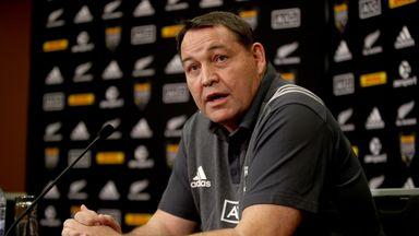 All Blacks head coach Steve Hansen has hinted Warren Gatland may have attempted to 'bully' Saturday's referee Jaco Peyper