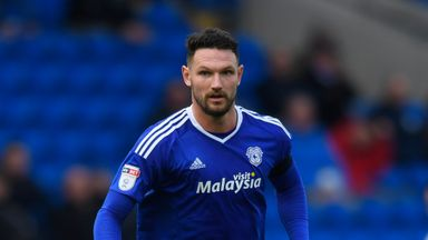 Sean Morrison made 44 Sky Bet Championship appearances for Cardiff in the 2016-17 season