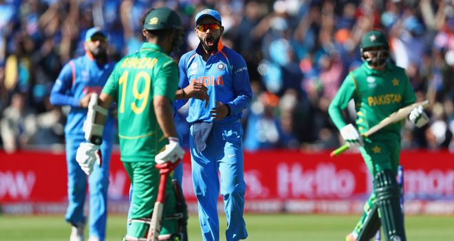 Champions Trophy: India are not invincible, says Virat Kohli