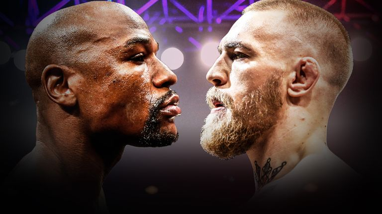 Floyd Mayweather and Conor McGregor are set to meet in Las Vegas in August