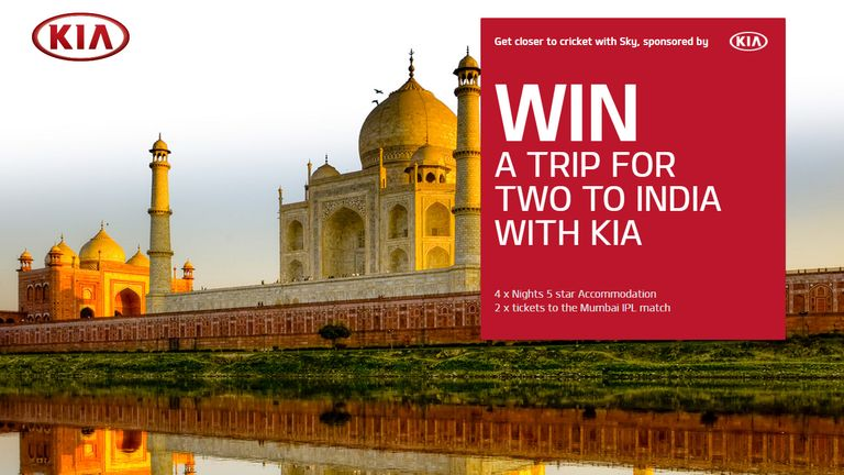 Win a trip for two to India with Kia