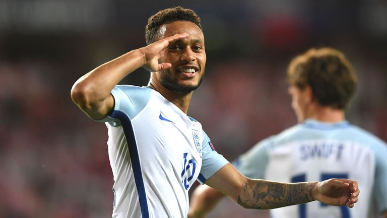 Lewis Baker's goal helped England to a 3-0 win over Poland on Thursday