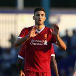 Marko Grujic to sign new Liverpool deal before Hertha Berlin loan move