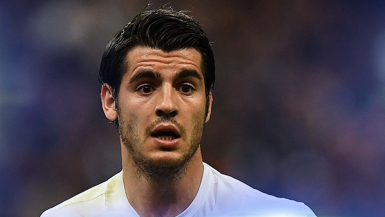 Chelsea are signing Spain international Alvaro Morata from Real Madrid