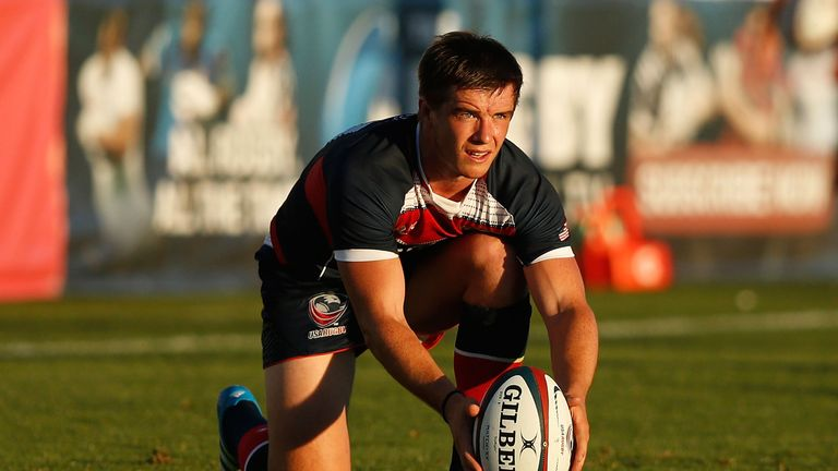 AJ MacGinty helped USA book their place in the 2019 Rugby World Cup
