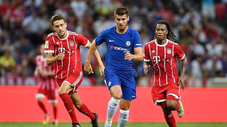 Alvaro Morata is Chelsea's biggest signing so far