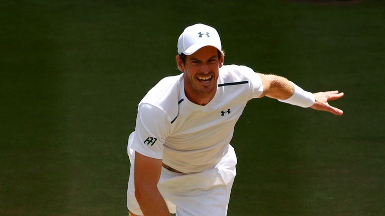 Under Armour Star Andy Murray Withdraws From US Open