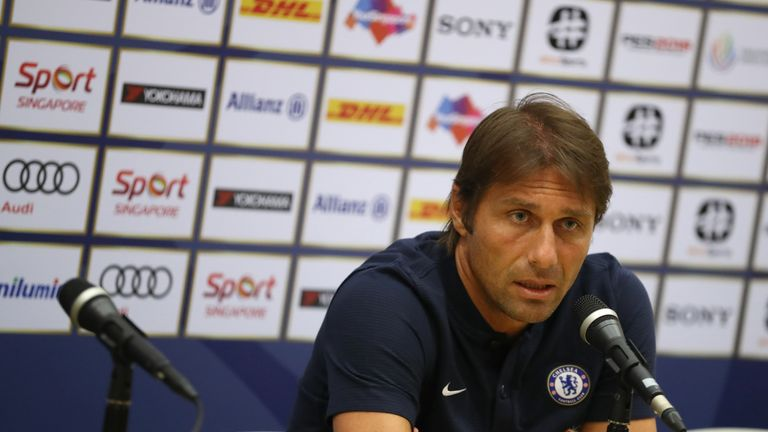 The Chelsea boss believes the England forward would cost at least £100m