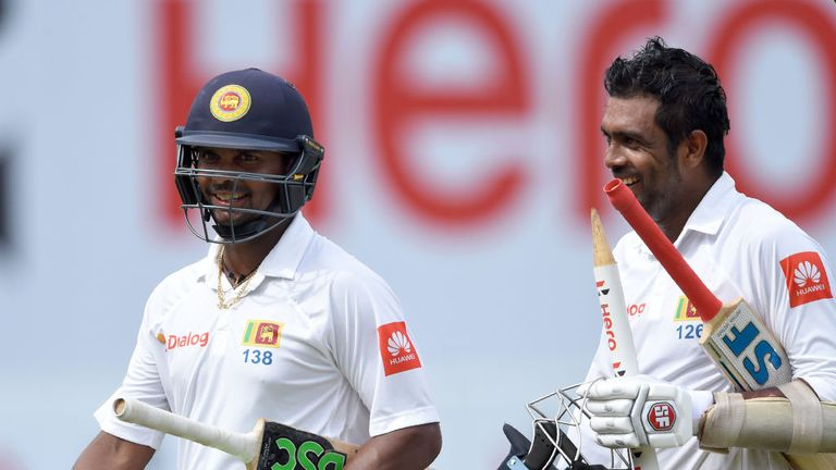 Sri Lanka pull off record chase against Zimbabwe
