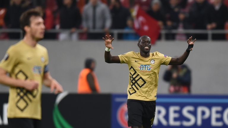 West Ham and Newcastle United want Badou N'Diaye