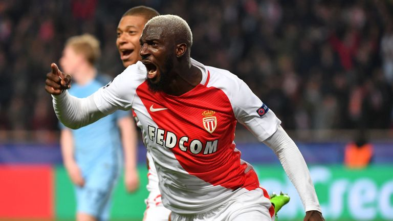 Tiemoue Bakayoko could be on his way to Stamford Bridge this week