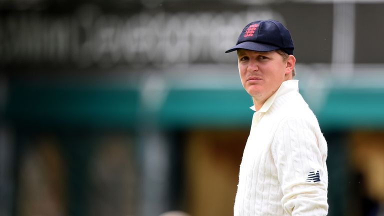 Gary Ballance lacked support in Yorkshire's batting line-up