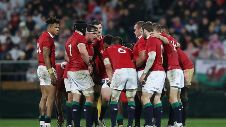 History beckons for the British & Irish Lions ahead of Saturday's series-decider against New Zealand