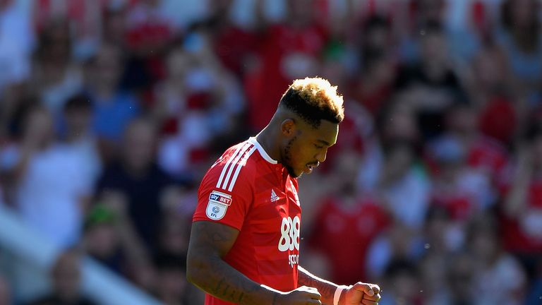 Middlesbrough Chasing Britt Assombalonga But Nottingham Forest Remain Reluctant to Sell