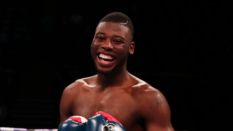 Isaac Chamberlain remains on course for a grudge match with Olympian Lawrence Okolie