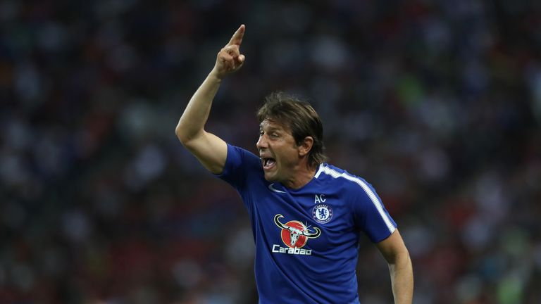 Antonio Conte's Chelsea must juggle Europe and domestic football this season