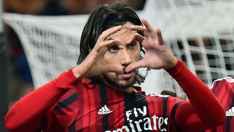 Cristian Zaccardo has previously played for AC Milan, Parma and Wolfsburg