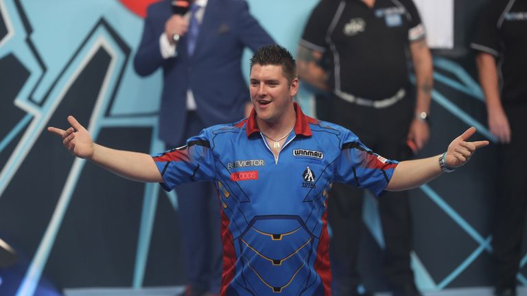 Dayrl Gurney will compete at the World Series of Darts Down Under