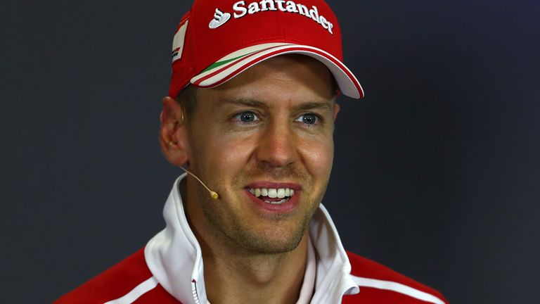 (Formula One) Vettel wins Hungarian GP in Ferrari one-two