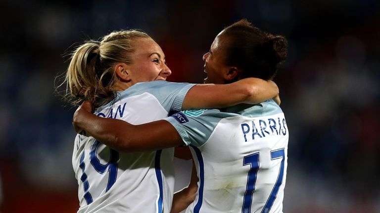 portugal women 1 - 2 england
