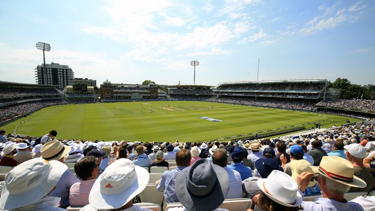 Lord's will host a special game between the West Indies and a Rest of the World XI in May