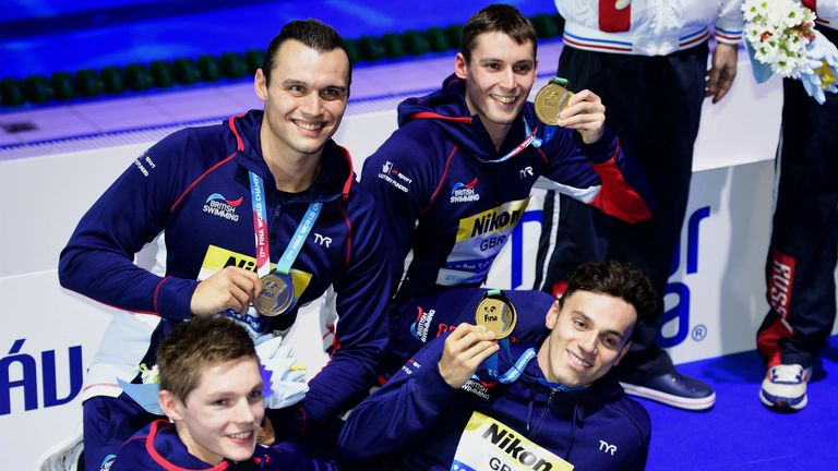 Great Britain claimed another gold on Friday