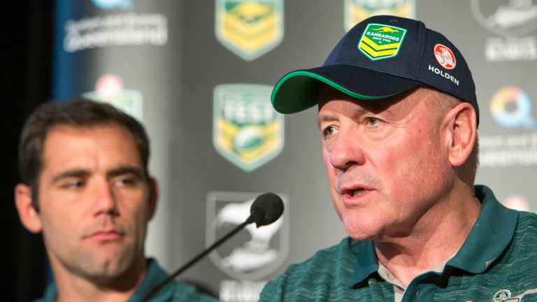 Former Australia naitonal boss Tim Sheens has made a number of signings since becoming Head Coach at Hull KR