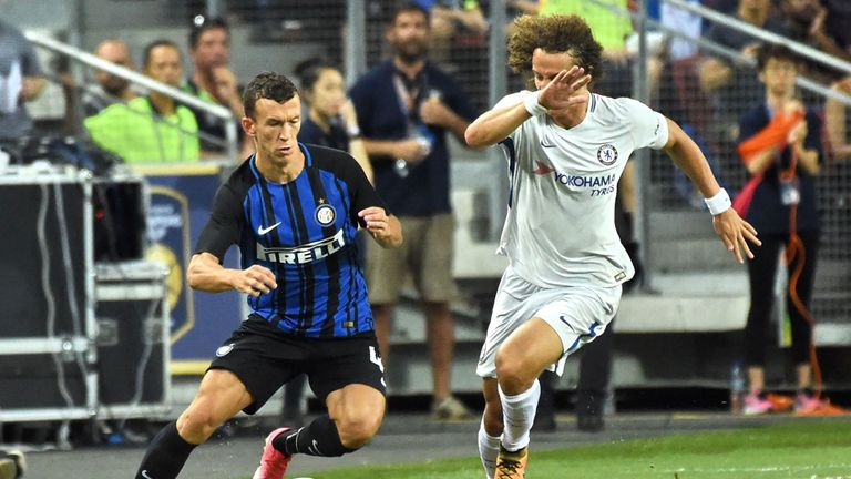 Perisic was reportedly subject to interest from Man Utd earlier in the summer