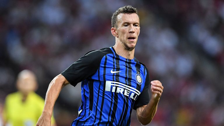 Ivan Perisic wants to stay at Inter, according to manager Luciano Spalletti