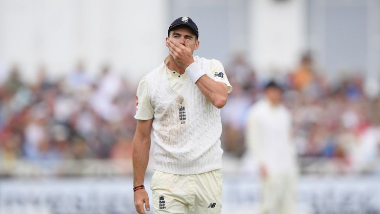 Anderson says England need Ashes momentum