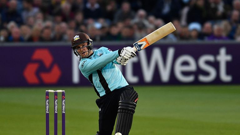 Roy hammered 50 from 33 balls on Sunday