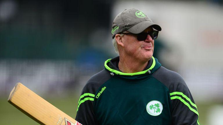 John Bracewell will step down as Ireland head coach in December