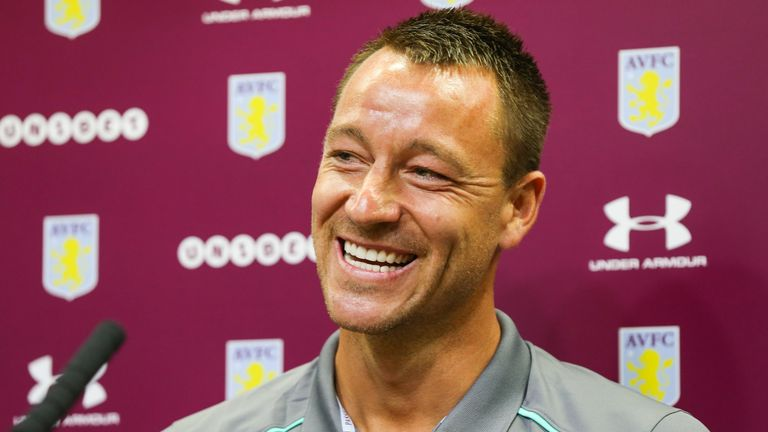 John Terry has revealed he has ambitions to become Chelsea manager in the future