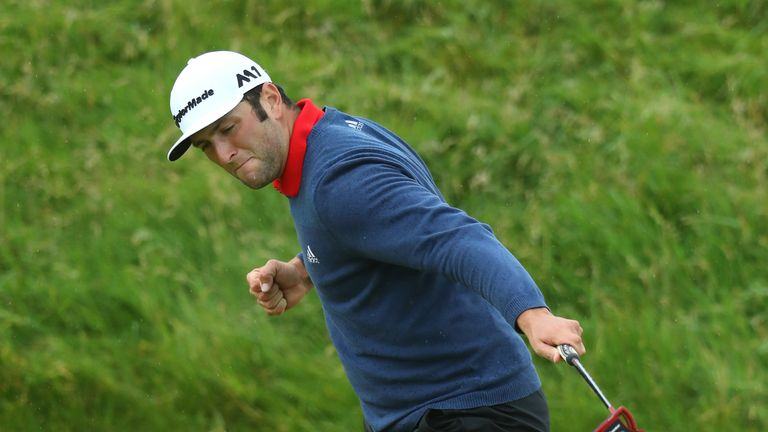 The Open 2017: Mark O'Meara endures nightmare start