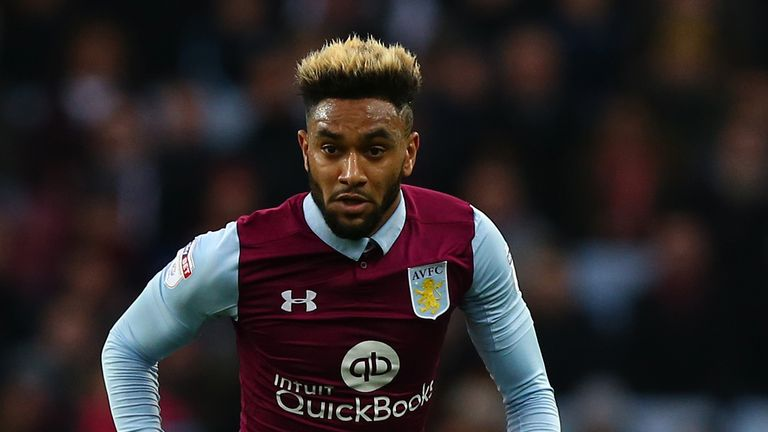 Jordan Amavi joined Aston Villa from Nice in a £9m deal in 2015