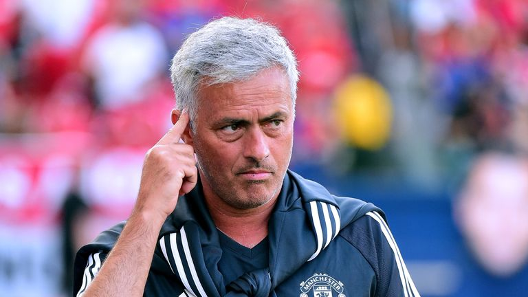 Jose Mourinho is targeting more additions to his squad this summer