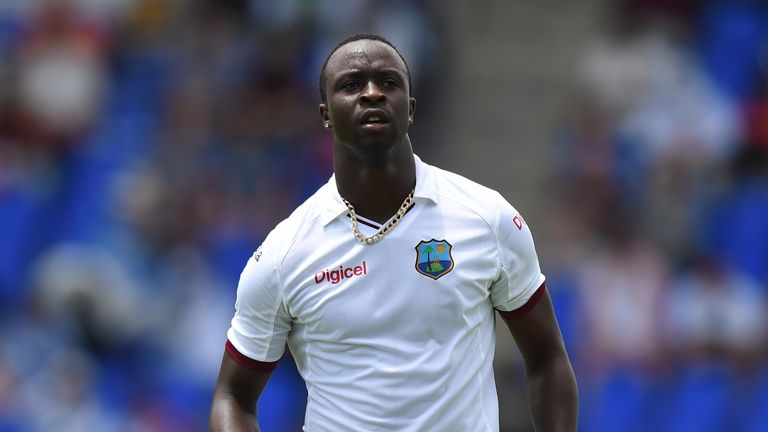 West Indies announce Test squad for England series
