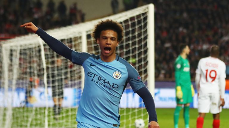 Leroy Sane eyeing silverware with Manchester City next season