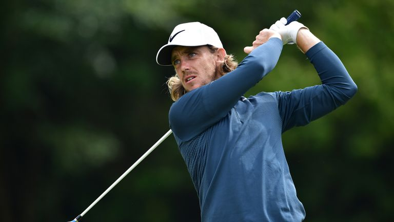 Tommy Fleetwood is determined not to lose his focus as he looks to maintain his Race to Dubai lead