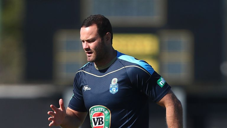 Boyd Cordner could feature for the Blues in Wednesday's decider