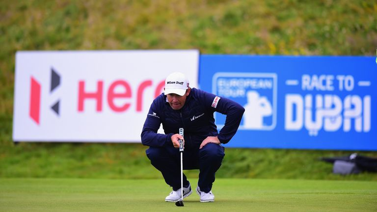 Harrington still has the belief he can win another major at 45