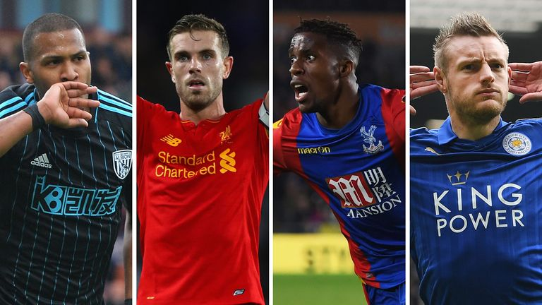 West Brom, Liverpool, Crystal Palace and Leicester will be competing in the 2017 Premier League Asia Trophy